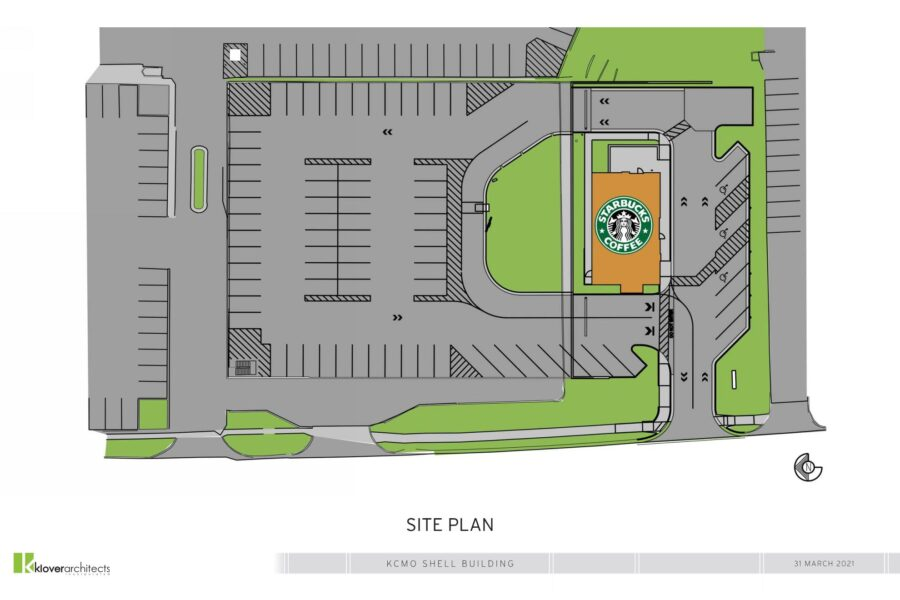 site plan tutera starbucks kansas city